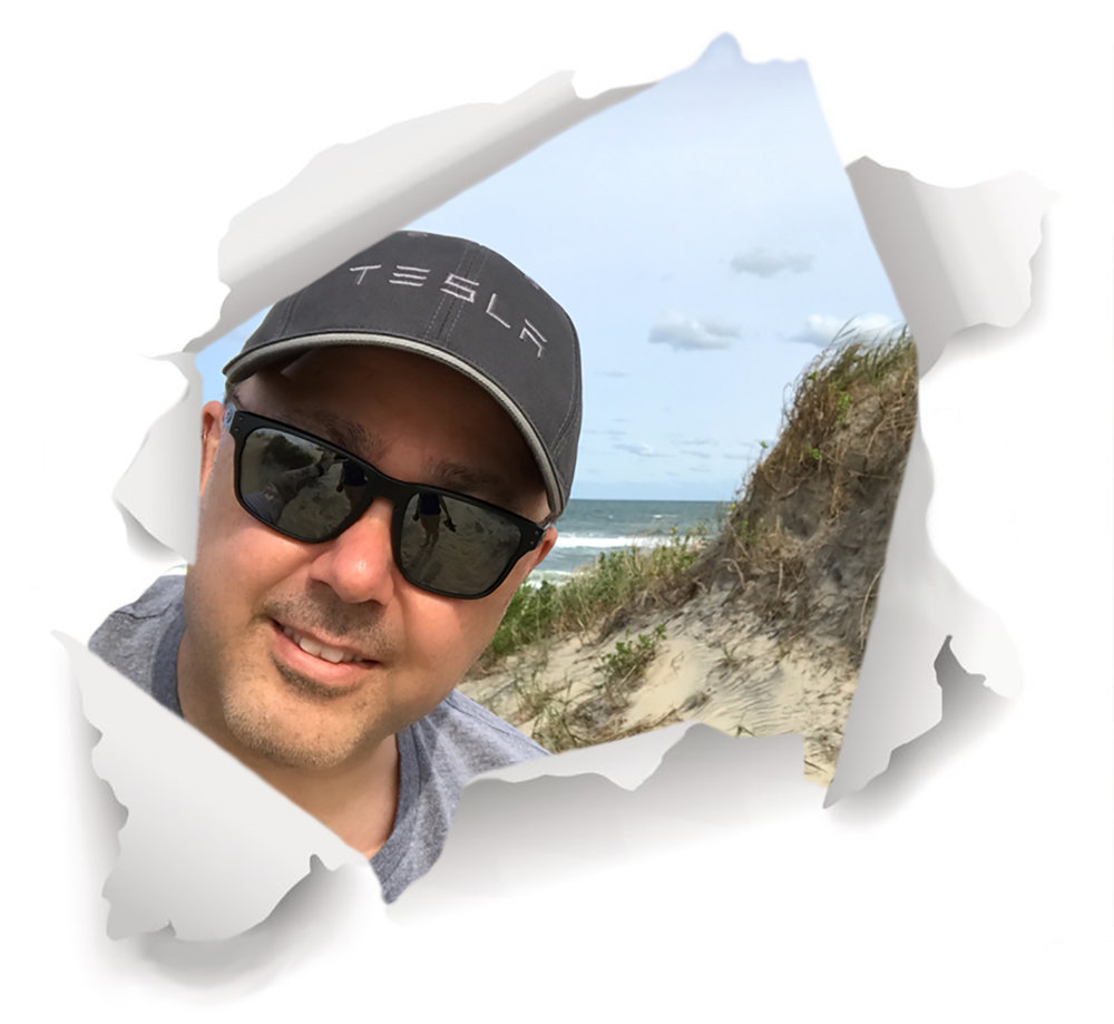 Me at the OBX (one of my favorite places in the world)