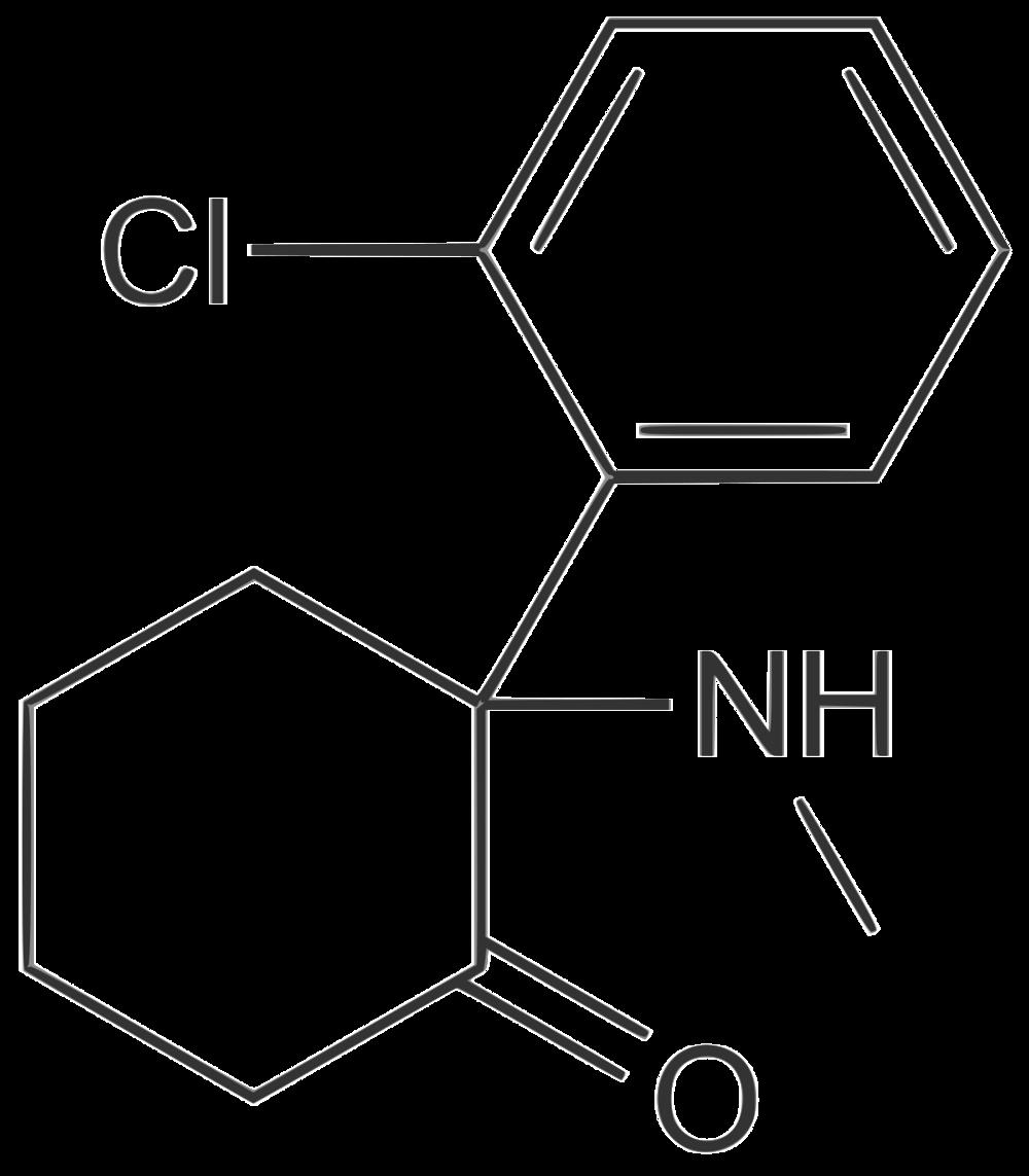 The Ketamine molecule