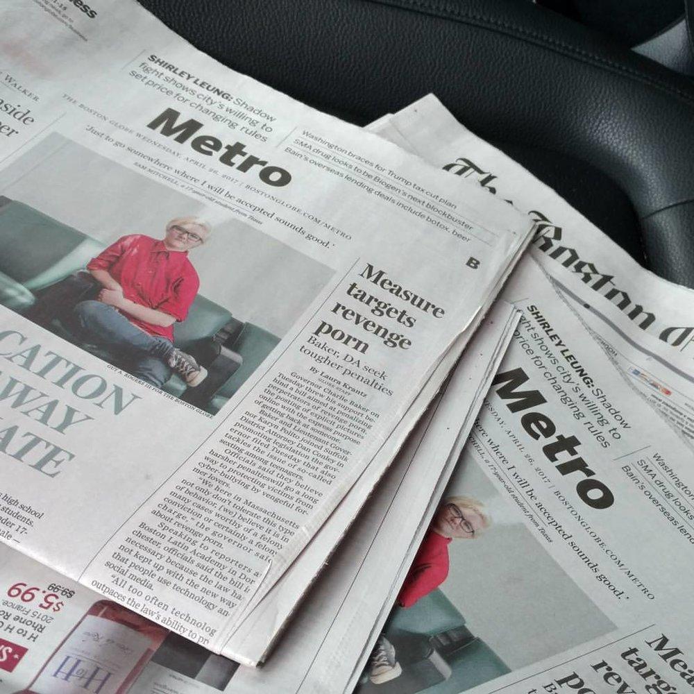 Boston Globe - BOSTON