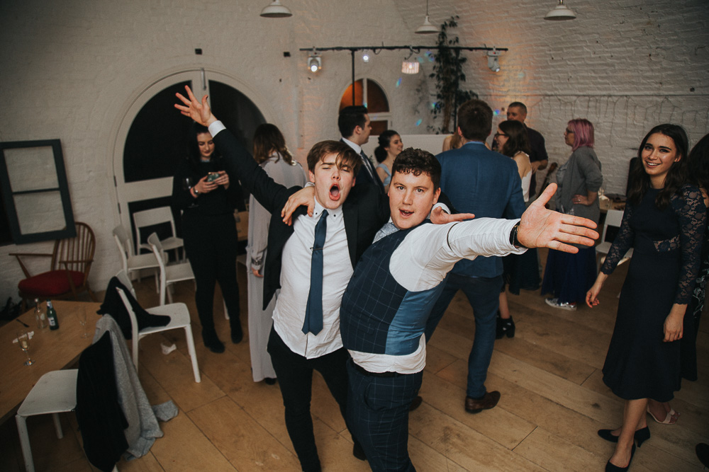 Dancefloor Action