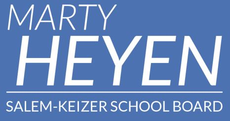Marty Heyen for School Board