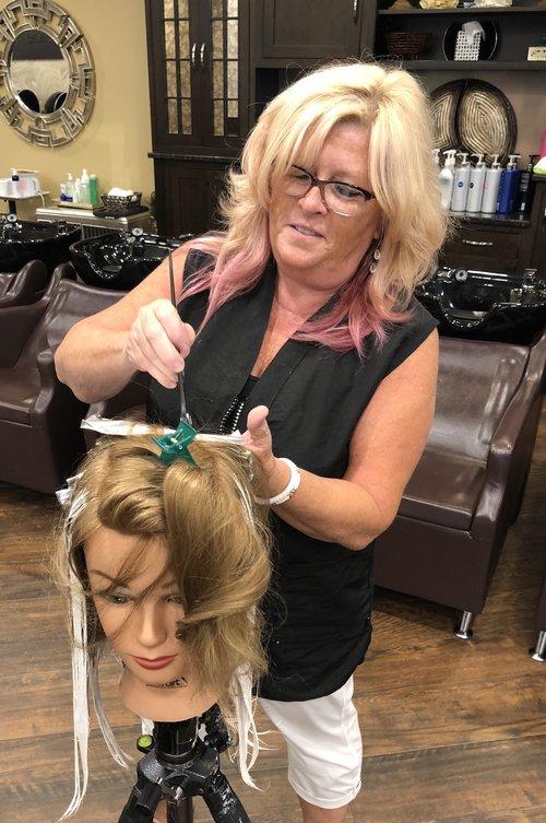 Rose Gold Balayage Is The Perfect Autumn Hair Treatment Mancuso