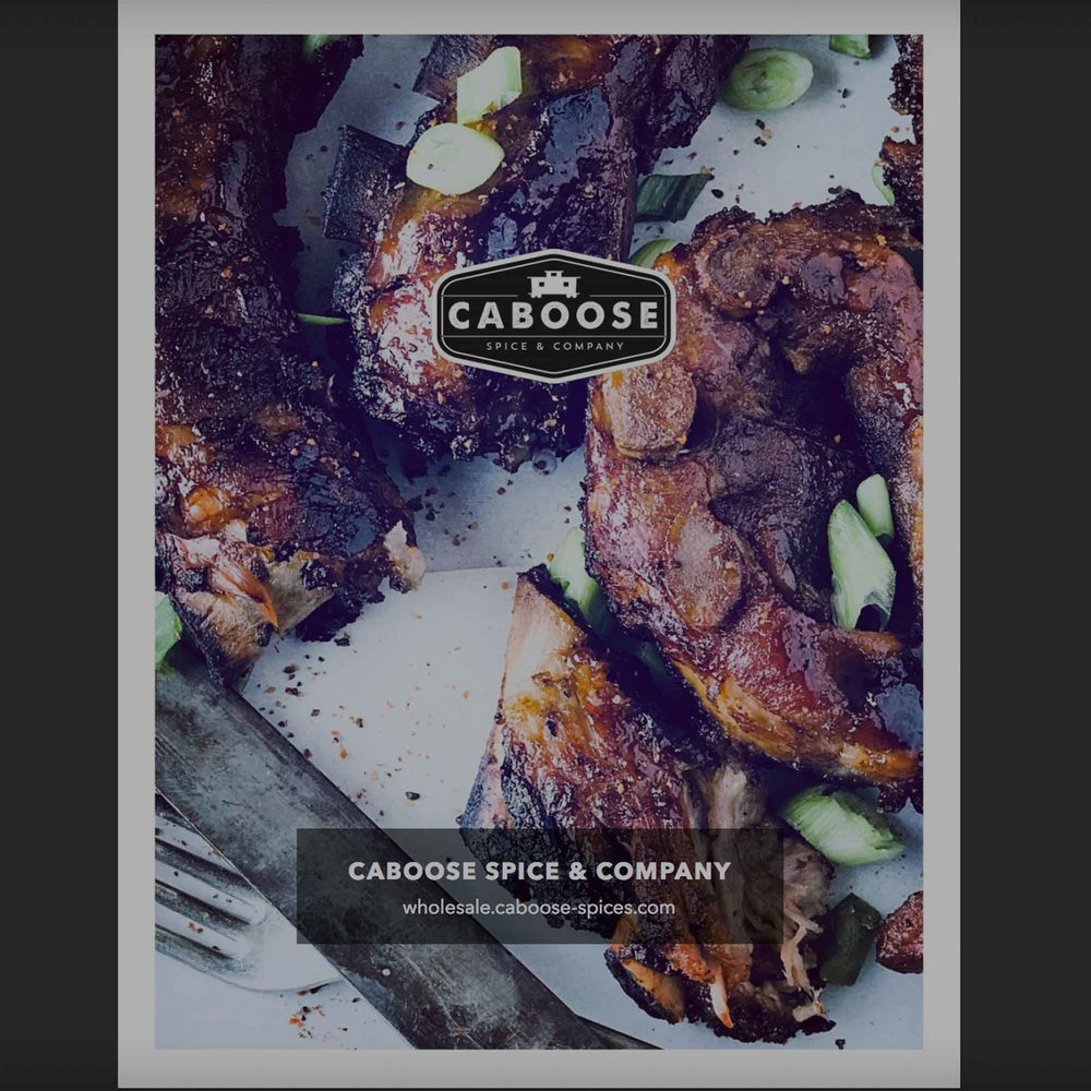 Our Catalog - Browse our latest wholesale catalog featuring our seasonings, gift sets, and tasty recipes.