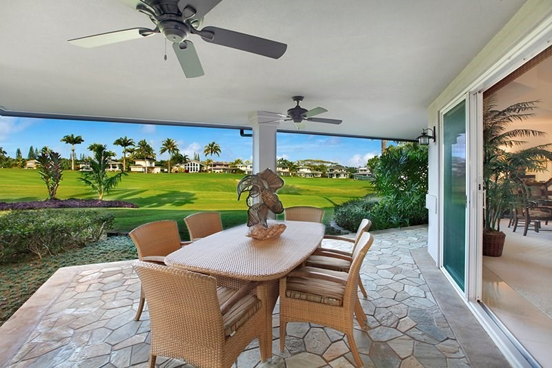 4100 QUEEN EMMA DR, #50 - Princeville, HI - MLS#613486  - $1,348,000MLS:613486 | Condo | Attached |Fee Simple, CPR Ownership | 3 Bed, 3.01 Bath | Living: 2,443 Sq Ft | Land: | Built: 2007 | 4-5-3-6-22-50Active DOM:16CSB: 2.5+GET,Restrictions: None