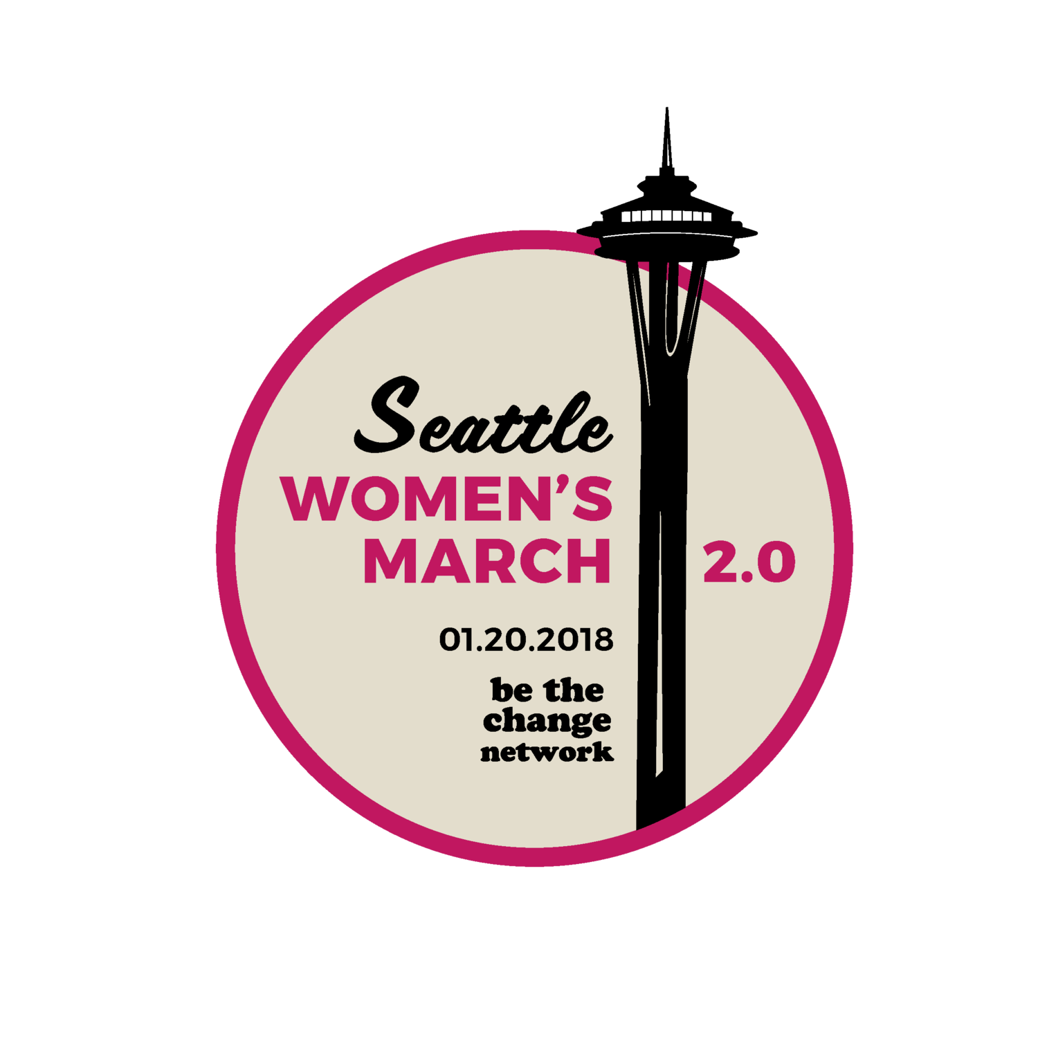Seattle Women's March 2.0
