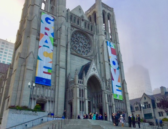 COIL supports the affirming and important outreach of Grace Cathedral in many ways, including sponsoring the annual  Carnivale  Gala.  COIL also supports the  Crescendo  Gala for the San Francisco Gay Men's Chorus, and the  Upstander Legacy Celebration  Gala for the Tyler Clementi Foundation, and seeks to promote collaboration between these three organizations.