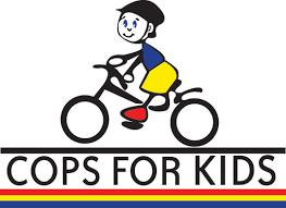cops for kids logo - Kelowna Foundation