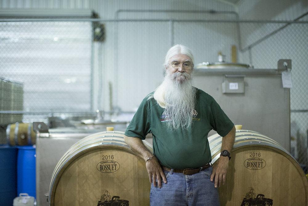 Dana Acker - Master Distiller