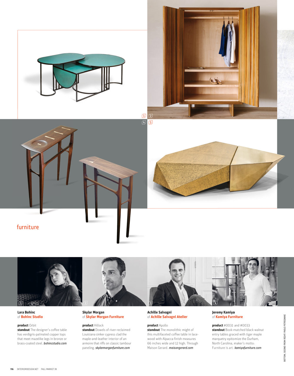 Kamiya Furniture Interior Design