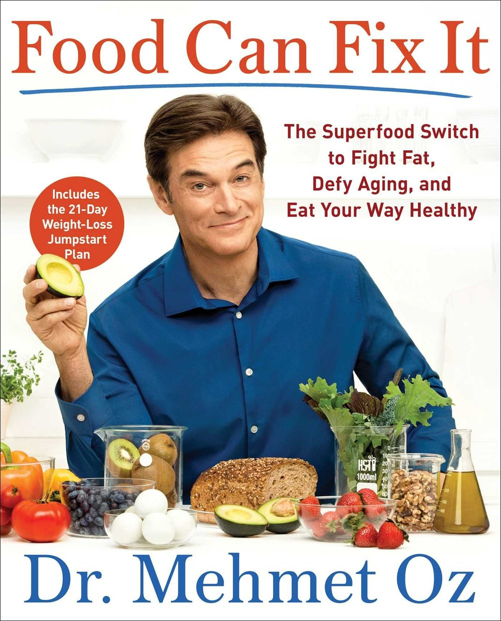 - Not recommended. http://www.wnd.com/2017/10/dr-ozs-food-can-fix-it-fact-or-fiction/
