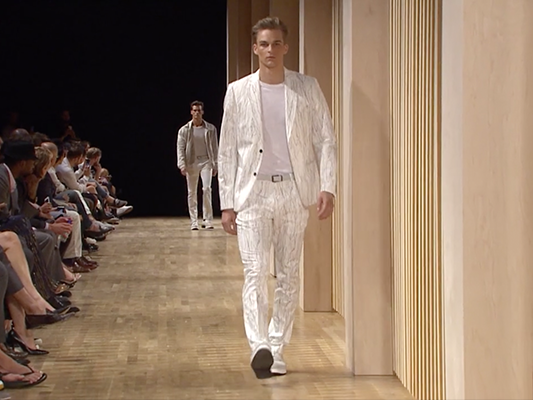 PERRY ELLIS MENS SS15 -