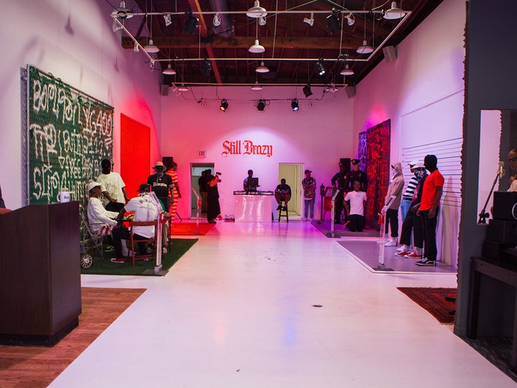 YG POP UP & ALBUM RELEASE PARTY -