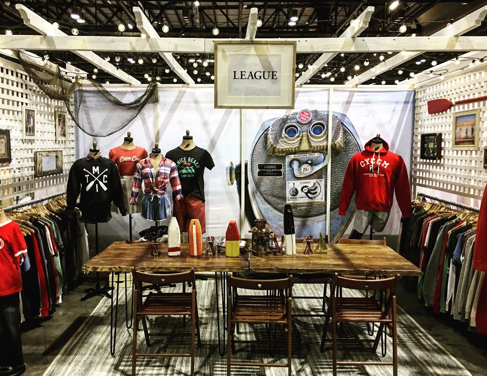 LEAGUE SURF EXPO -