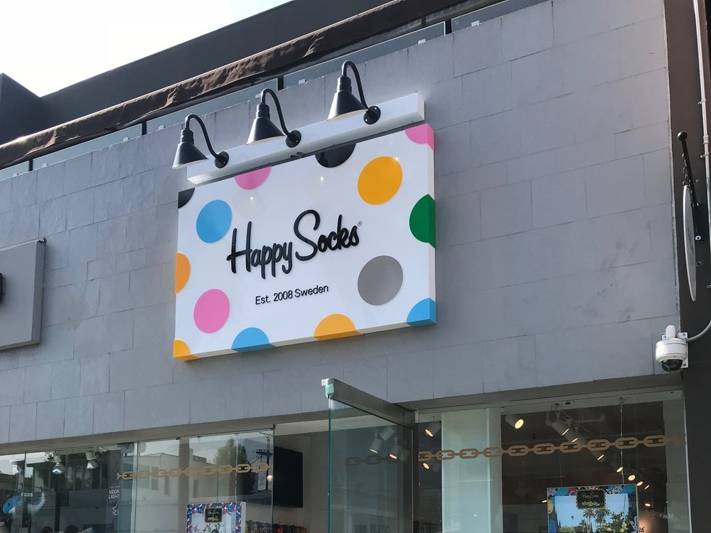 HAPPY SOCKS ABBOT KINNEY -
