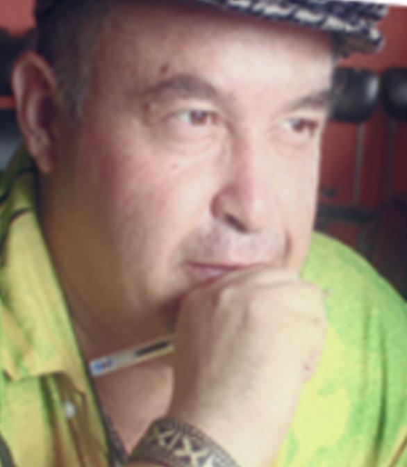 Patricio Domingo Guzman Cardenas Medico, Poeta   Ecuador    Miembro Associado