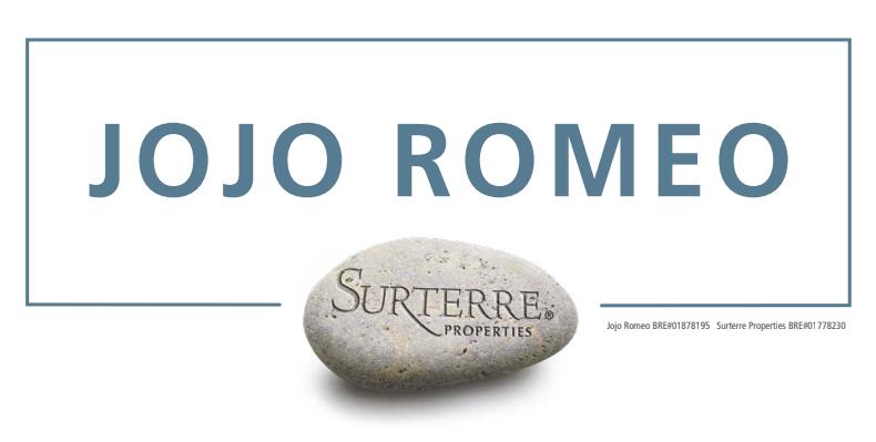 Jojo Romeo - Surterre Properties