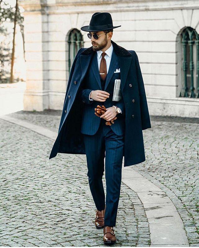 Confidence is Key, why not do it in Style!  #amarémagazine #mensfashion #style #livethelifeyoulove #Doitbig #Doitright