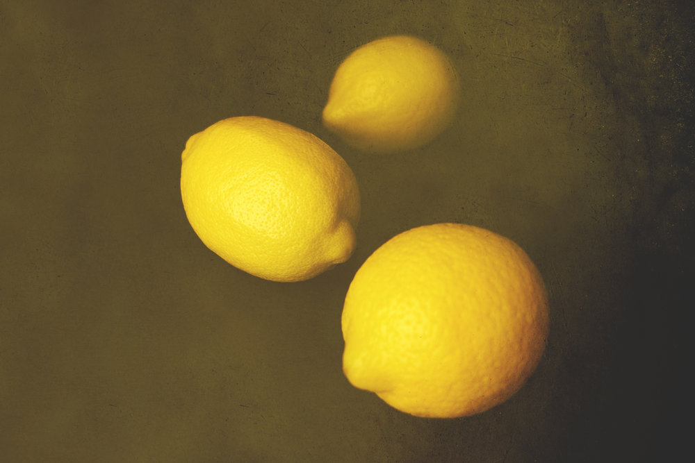 May, 2018 - My still life Three Lemons has been selected for the juried exhibition