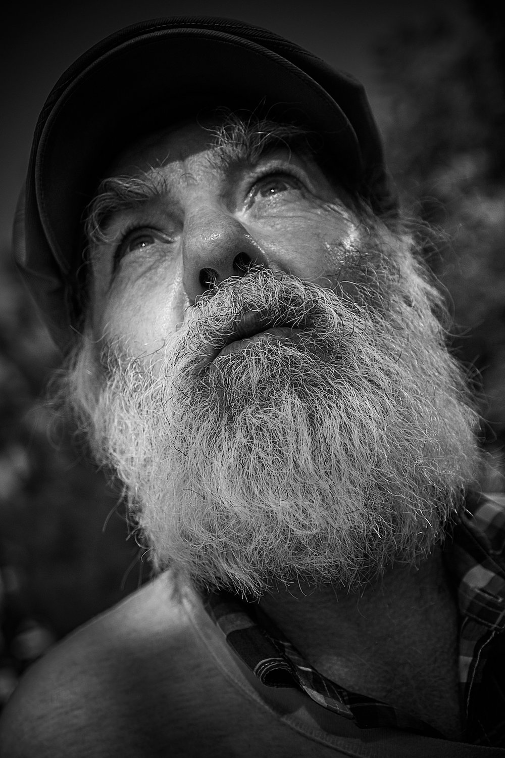 Sept, 2018 - My portrait of Edmund will be exhibited in the On-Line Annex of the Black Box Gallery in Portland, Oregon during the month of October and published in the full exhibition catalog.