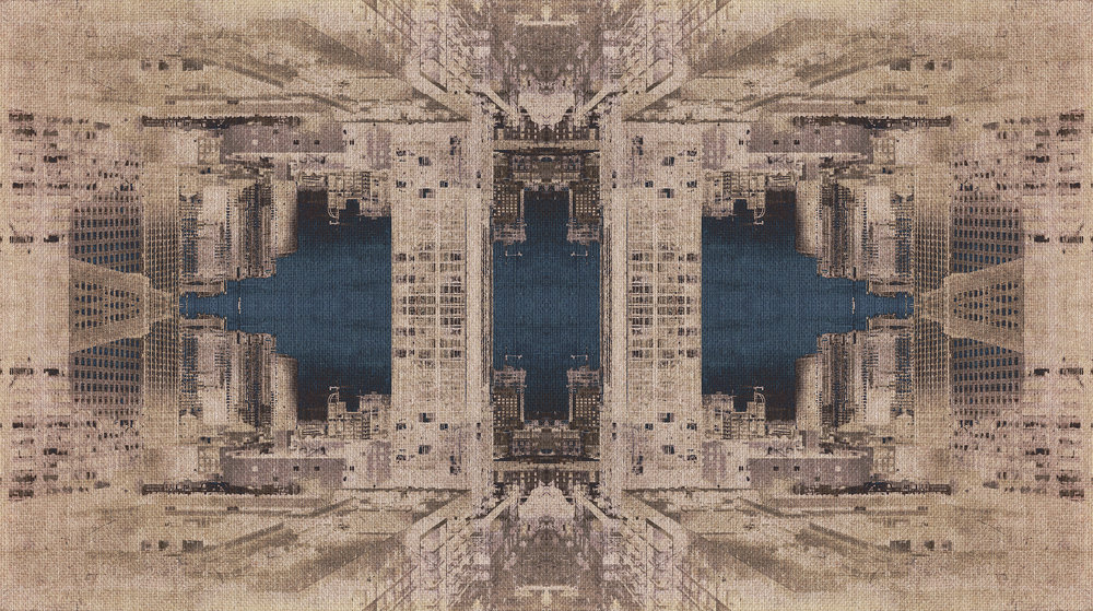 City Tapestry No. 1, 2017