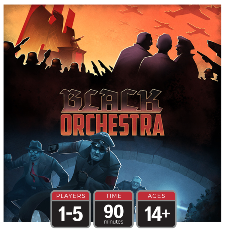 Black Orchestra - Game Salute