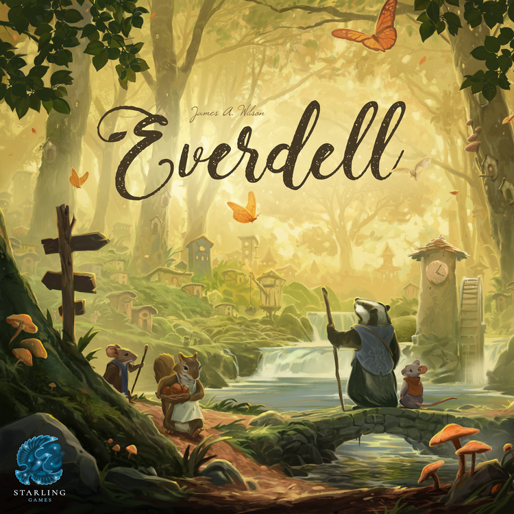 Everdell (T.O.S.) -  Starling Games