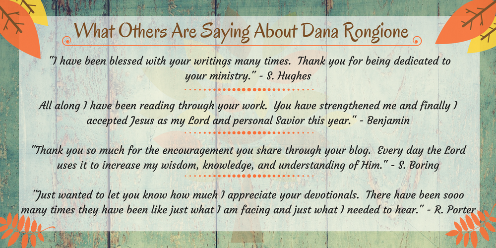 What Others Are Saying About Dana Rongione.png