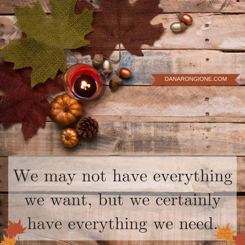We may not have everything we want,but we certainly have everything we need.-2.png