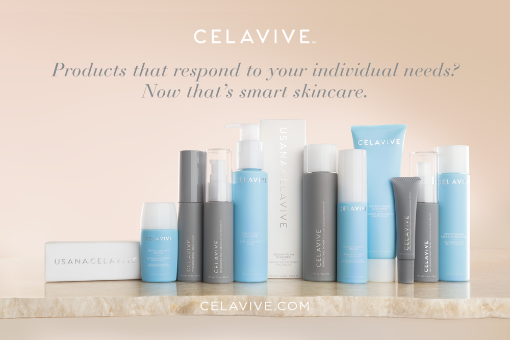 Beautiful Skin - New Celavive skin care launched in February 2018. Learn more about this exceptional skin care. Book your one on one session with me!I have been using all the products and would love to share my favourites with you!Book one on oneSHOP NOW online