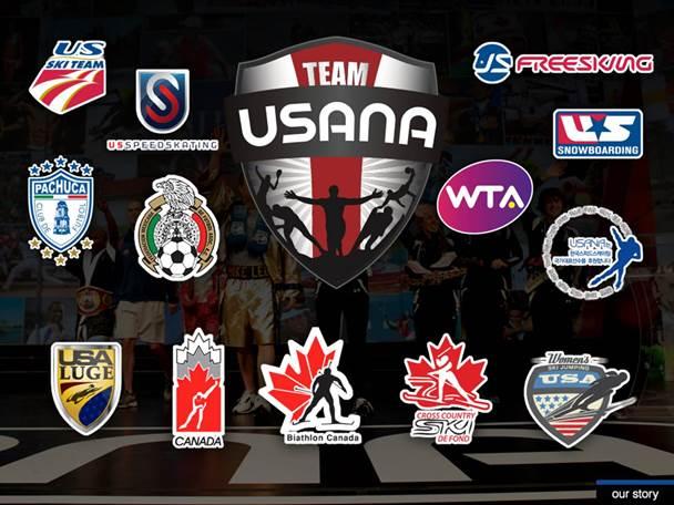 USANA Athletes - Over 1000 elite Athletes trust their health to USANA- READ MORE