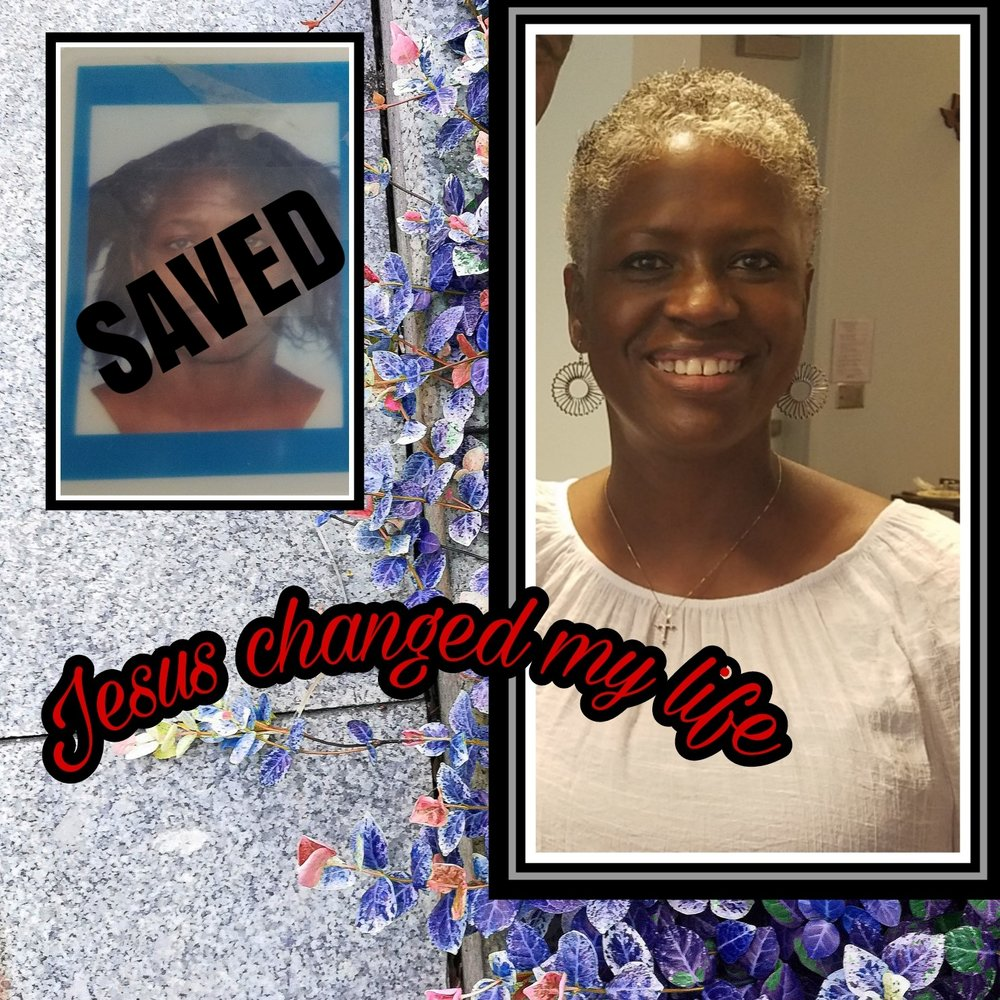 Shenika Before/After - Jesus changed my life....FOREVER!