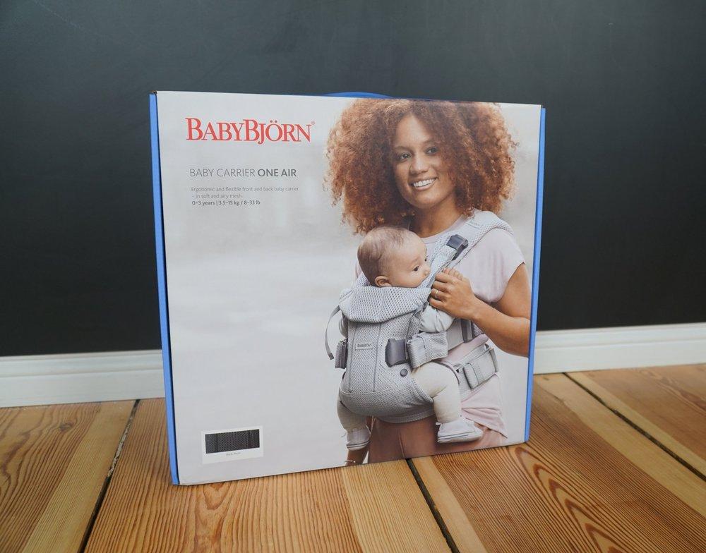 BabyBjörn Babytrage One Air