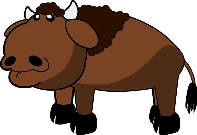 bison-160267_640.png