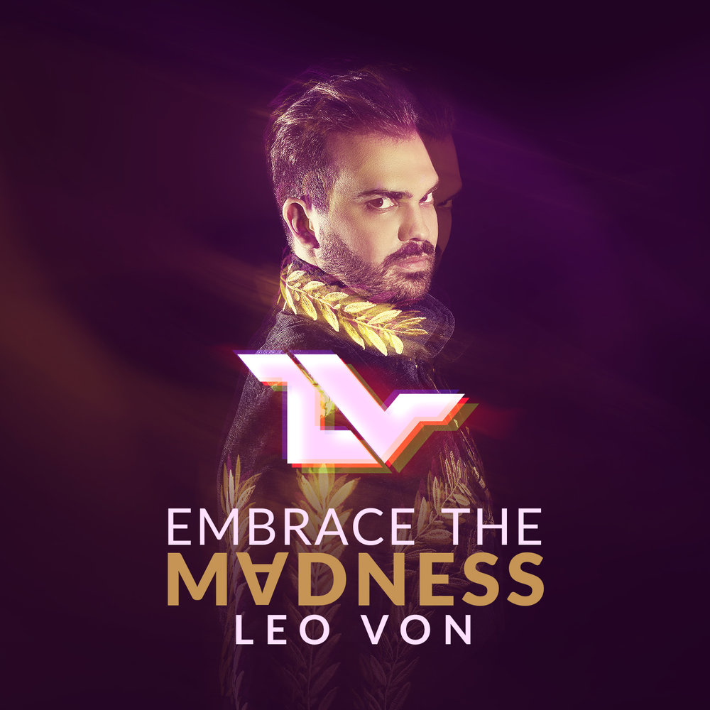 LeoVon_EmbraceTheMadness_Cover.jpg