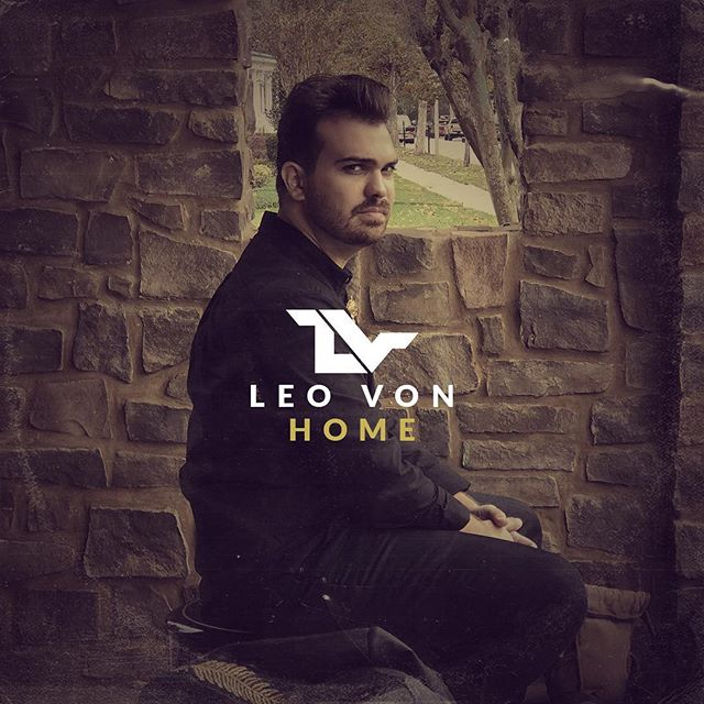 This is it! Here's the cover of my new single 'Home'. Available on all streaming services this Friday, Jan 18th! ⚜️🔥✌🏼🎹 #comingsoon #leovon #home #softrock 📸Photo by @alice_camargo 🎨Art by @badelll_raphaelbasso