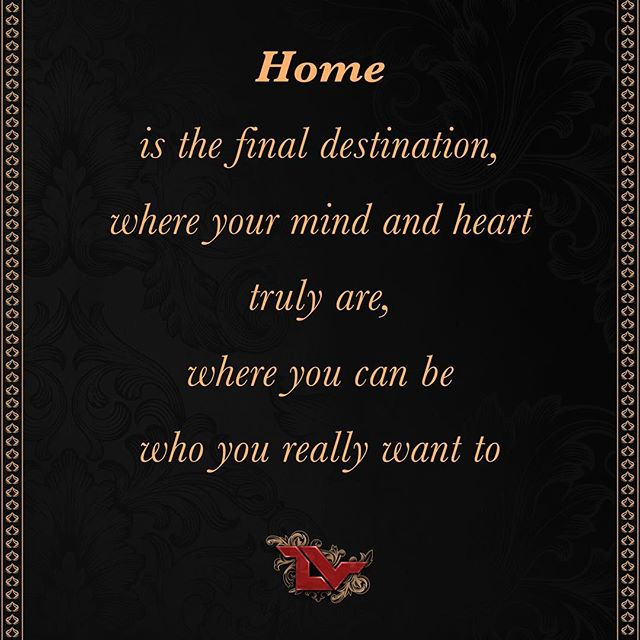 Home is the final destination, where your mind and heart truly are, where you can be who you really want to be. ⚜️ Lar é o destino final, onde sua mente e seu coração realmente estão, onde você pode ser quem realmente quer ser. 🤘🏼♥️⚜️🔥 #leovon #regalrock #home #losangelesrock #softrock