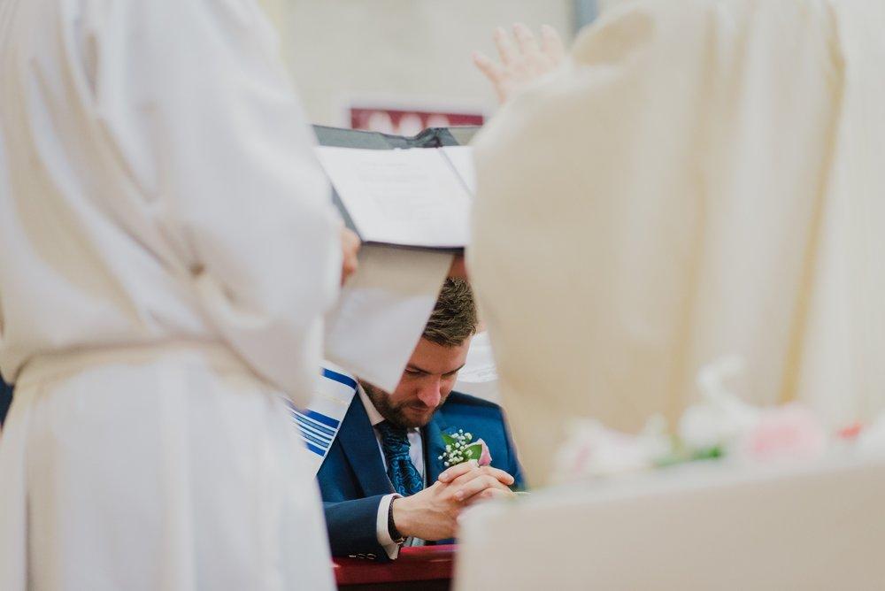 novia novio iglesia valvanera boda logroño trizyjuan