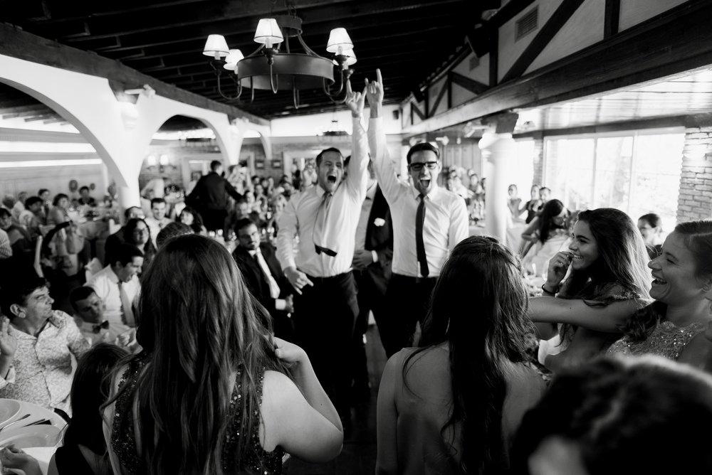 invitados boda restaurante barros logroño