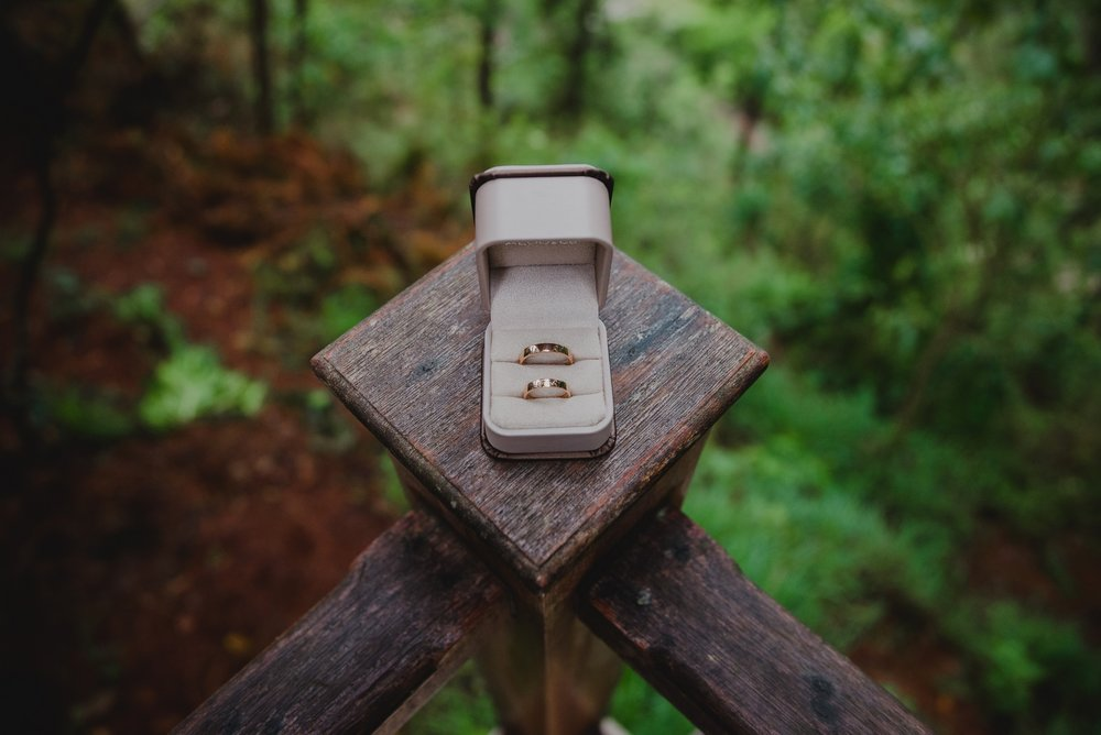 anillos de novios