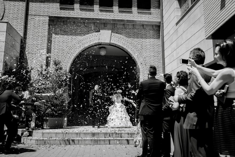 boda iglesia valvanera logroño la rioja