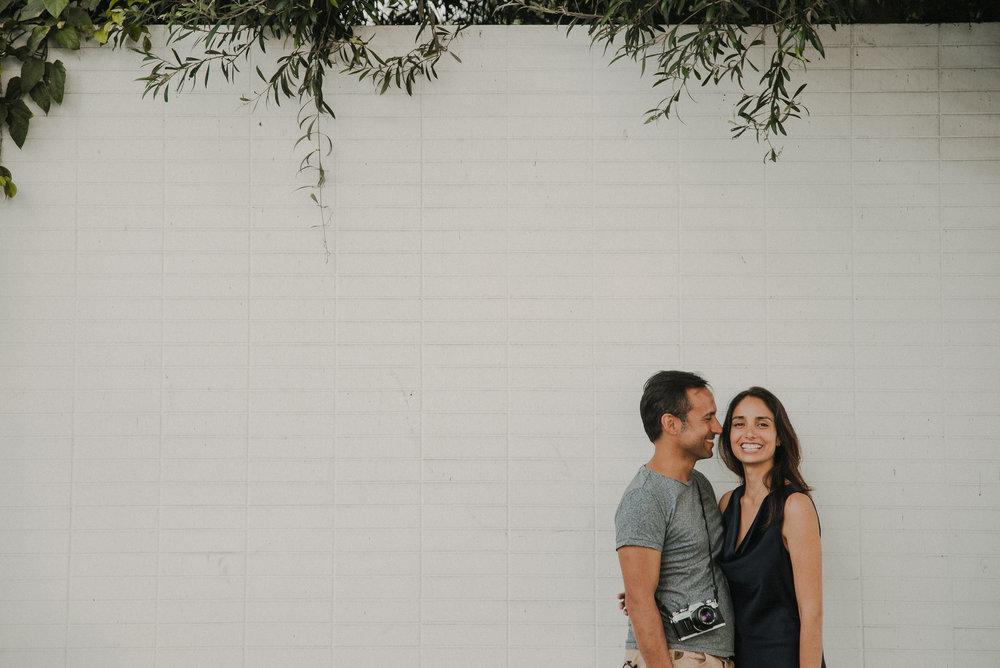 pareja con cámara fotos logroño trizyjuan