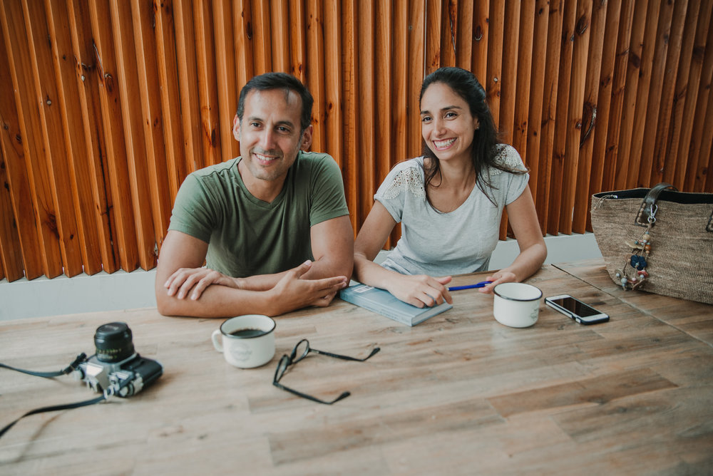 pareja café uva cámara logroño fotógrafos videógrafos