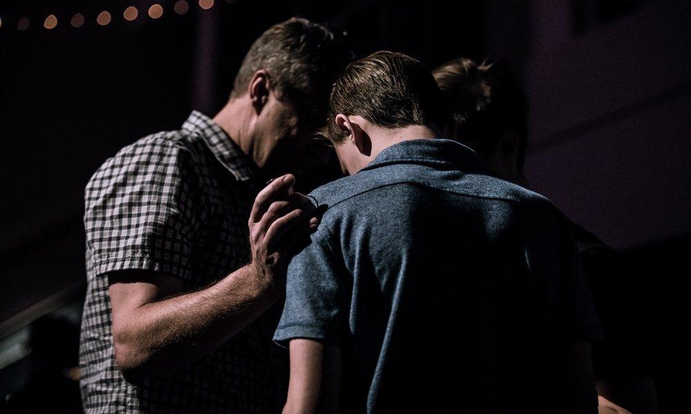 Praying for revival -