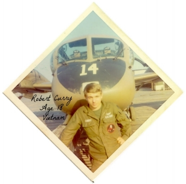 Robert Curry, Age 18, Vietnam