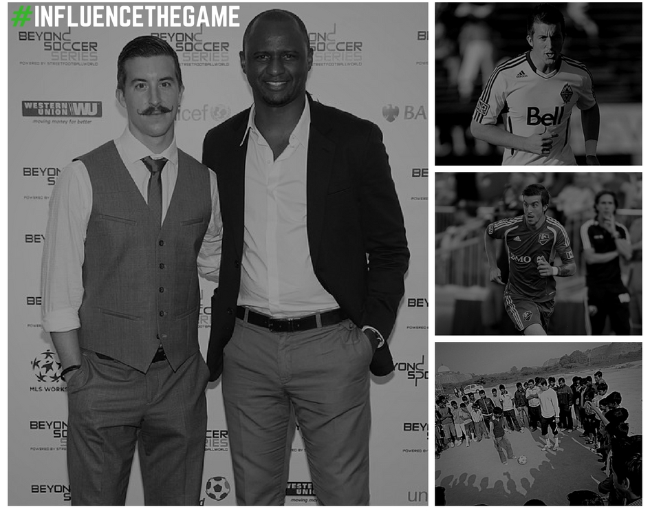 2015 Co-Speaker with Patrick Vieira @ Beyond Sports Series NYC