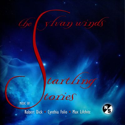 STARTLING STORIES performed by The Sylvan Winds includes my wind quintet,  Seven Aphorisms  North/South Recordings (N/S R 1060)