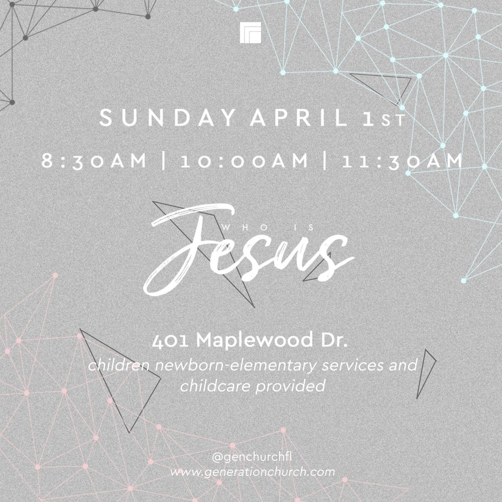 EASTER SUNDAY INVITE -