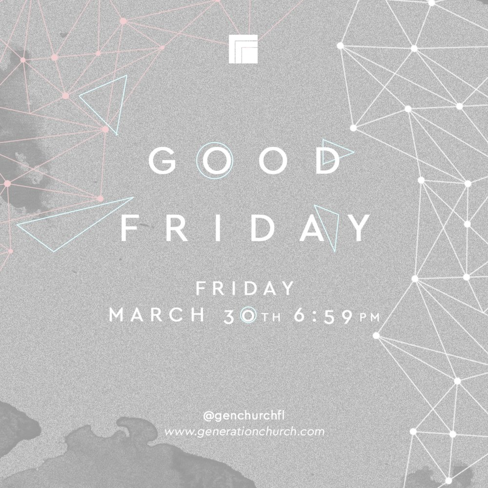 GOOD FRIDAY INVITE -