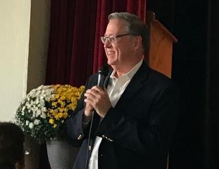 Dr. William Wellborn - 2018 BMC Honored Teacher