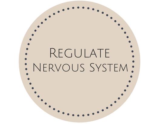 Regulate Your Nervous System